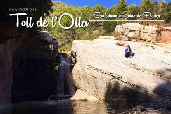 Ruta_Como llegar_Toll de l'Olla_Prades_Senderismo_Montaña_Cataluña_ClickTrip