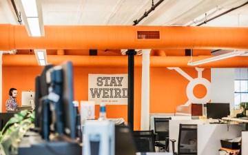 HubSpot office space