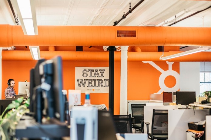 HubSpot office space