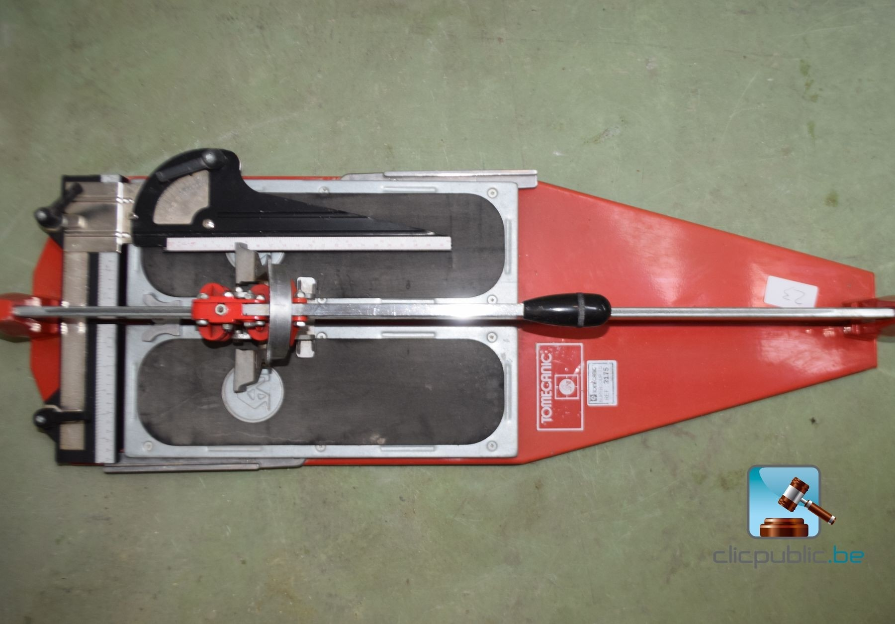 tile cutter tomecanic supercoup 75 ref