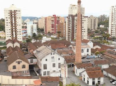 Terreno da Wetzel em Joinville