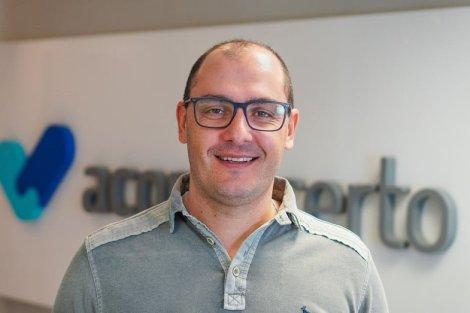 Dilson Sá, CEO da Acordo Certo. (Foto: Divulgação)