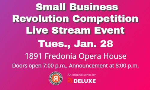 Small Business Revolution Competition Live Stream Event