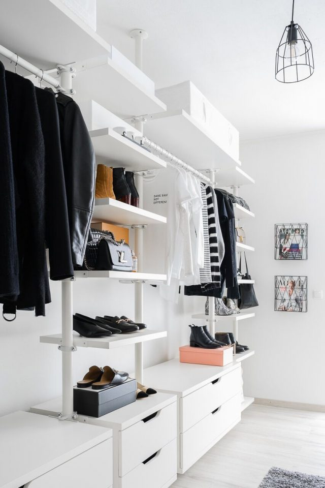 adding a closet to a small bedroom