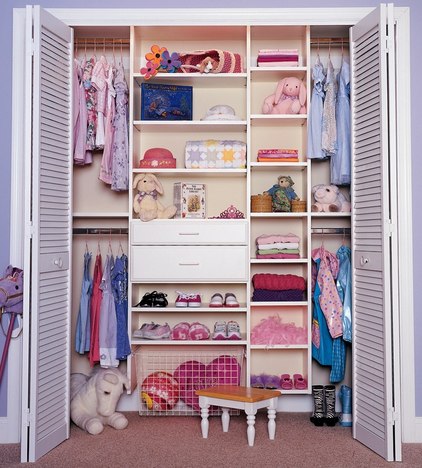 closets for kids room bucks