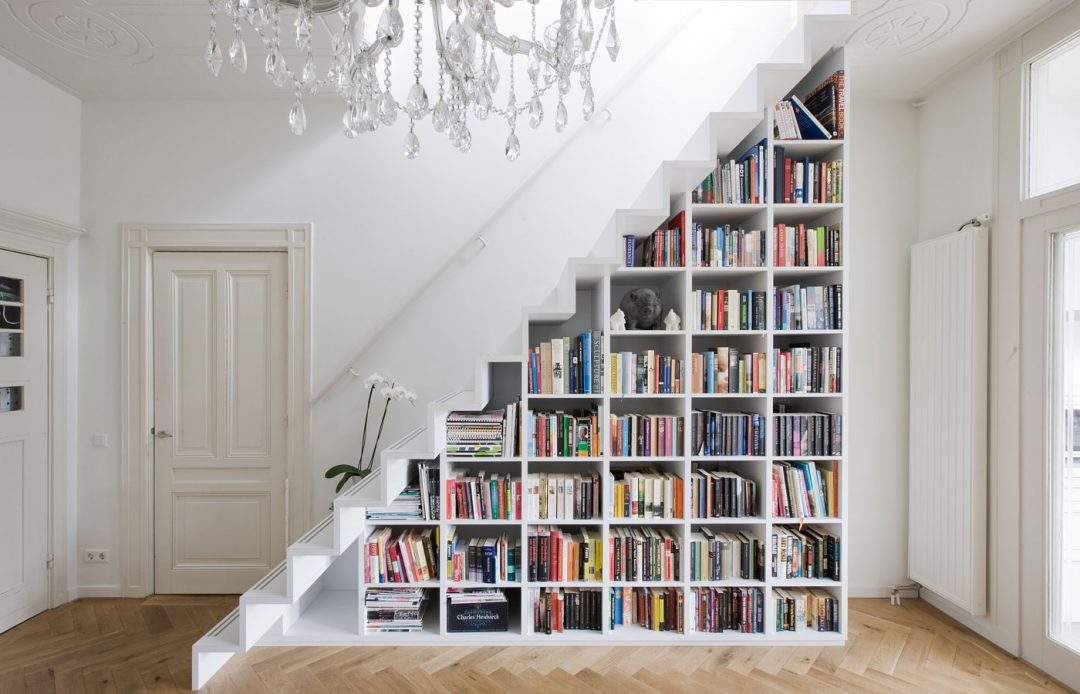 Creative Book Storage Hacks For Small Apartments