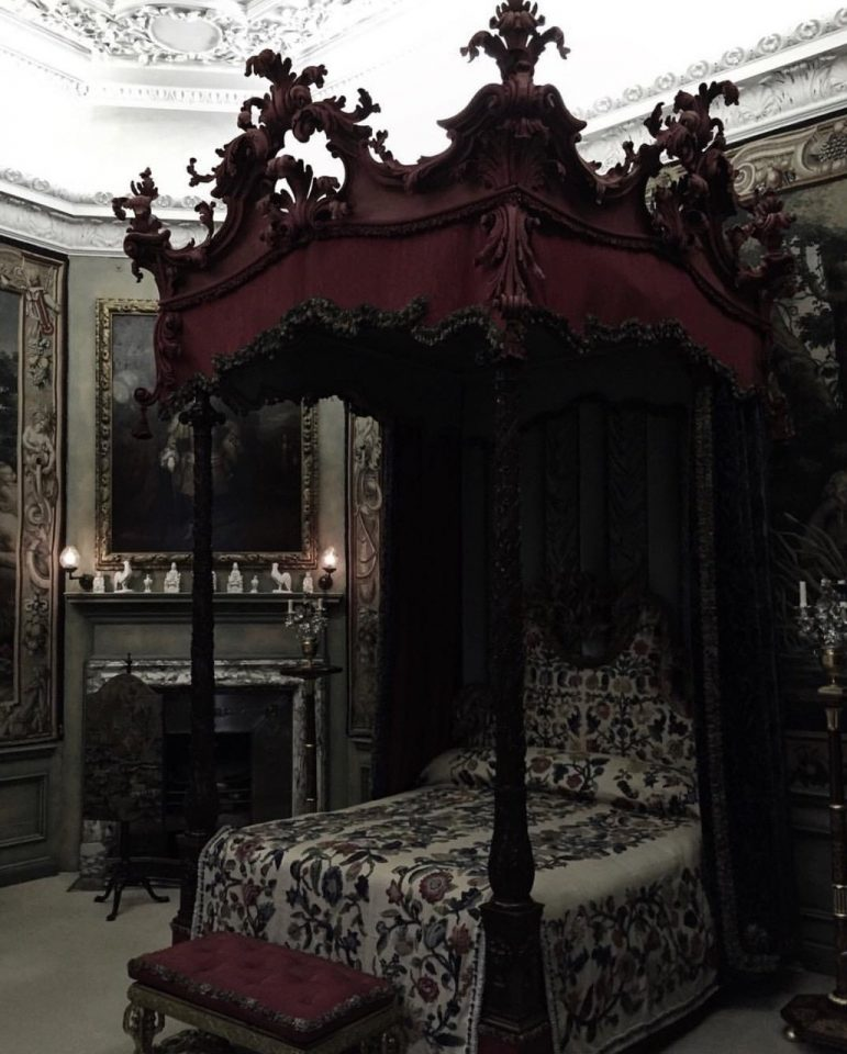 vampire bedroom design