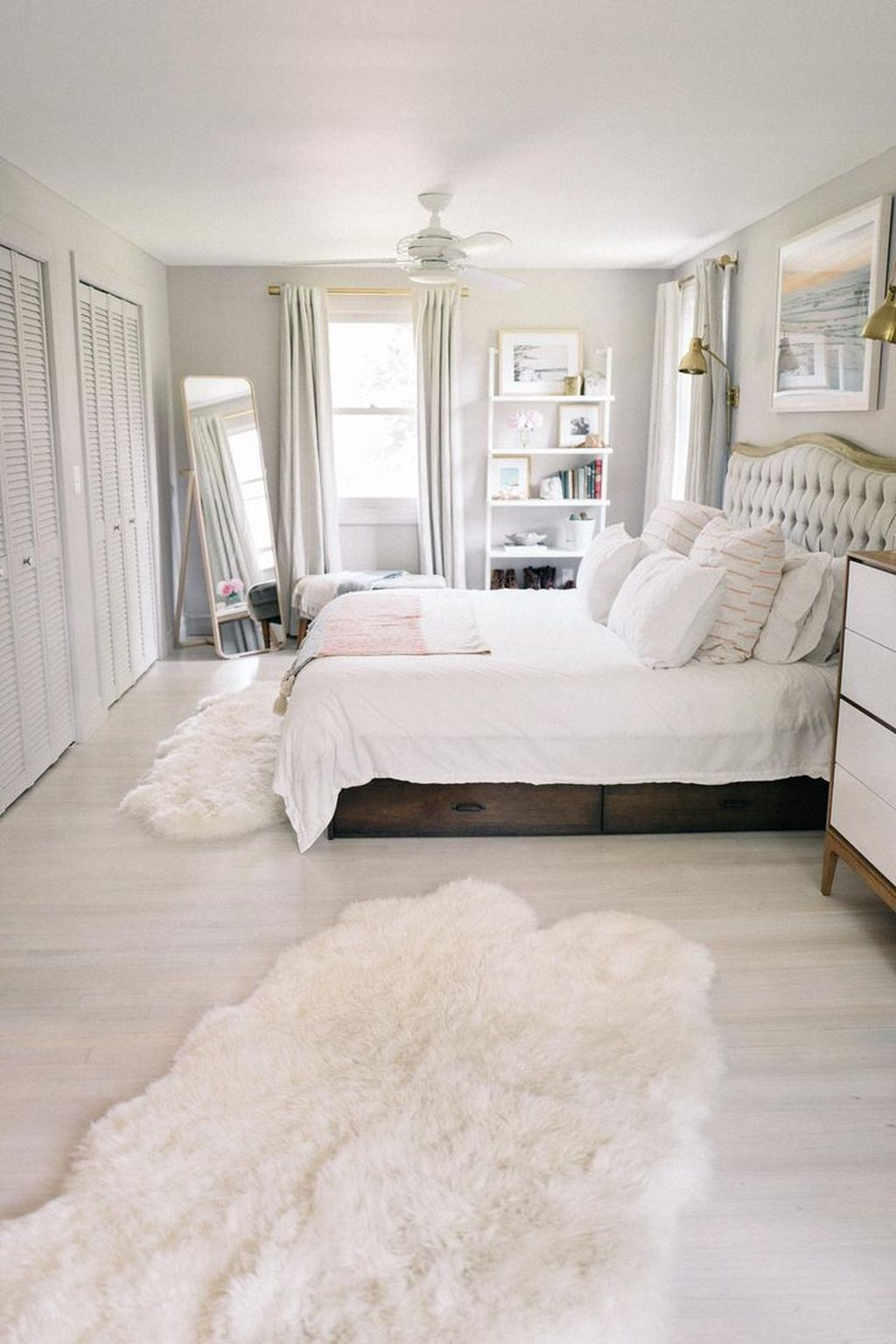 33 the best white master bedroom design and decoration