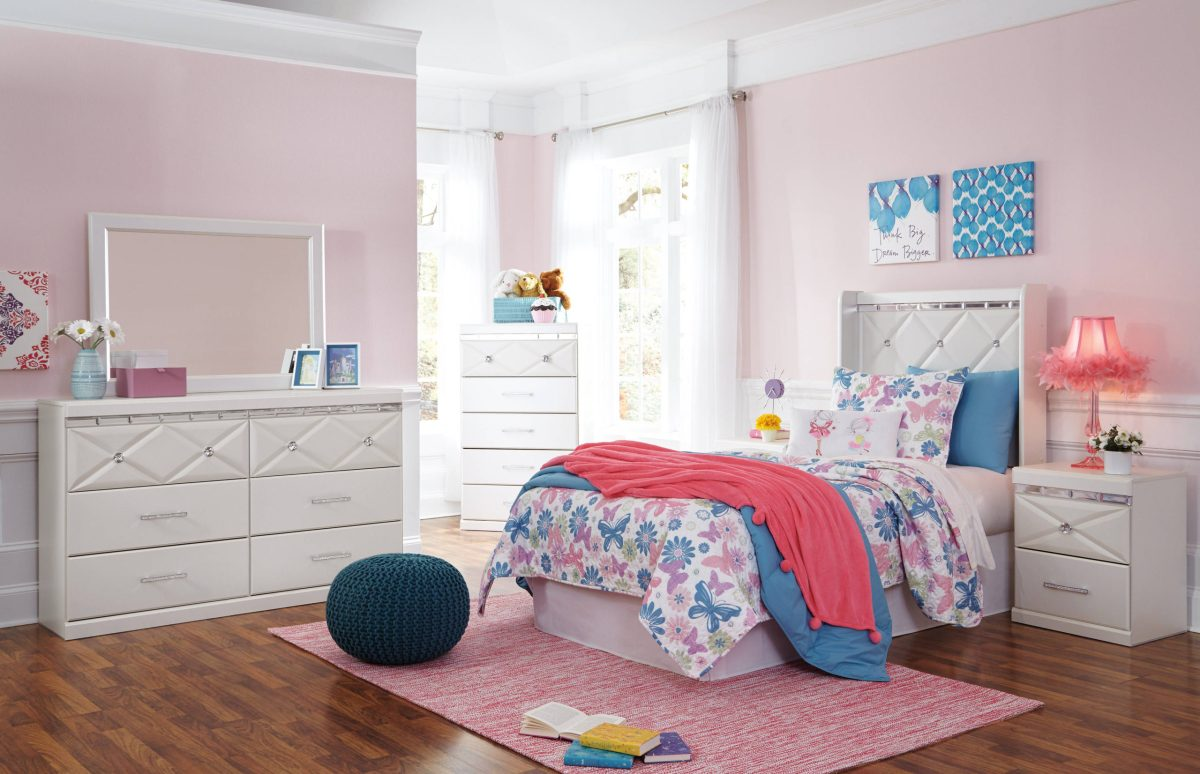 ashley furniture dreamur 2pc kids bedroom set with twin