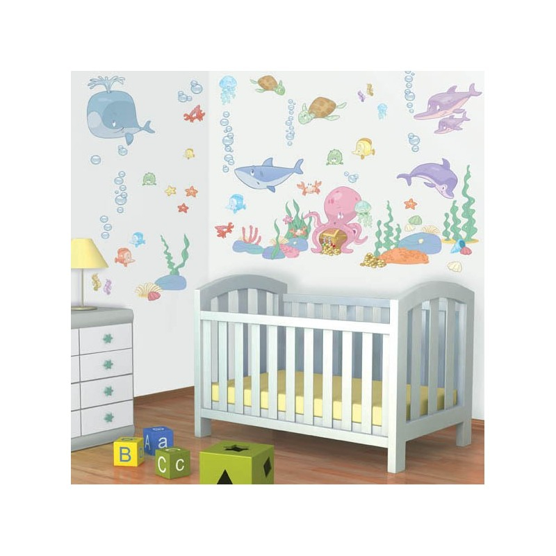 ba under the sea wall stickers 41073 wall stickers