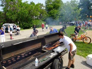 Memorial Day Grill Out @ Mt. Storm Park