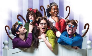 Five Little Monkeys - Second Sunday Family Showtime @ Clifton United Methodist Church |  |  |