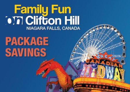 Package Savings in Niagara Falls