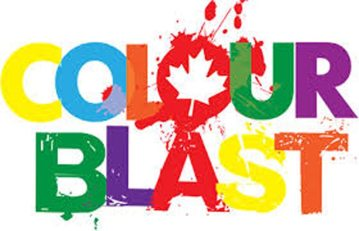 Canadian Colour Blast