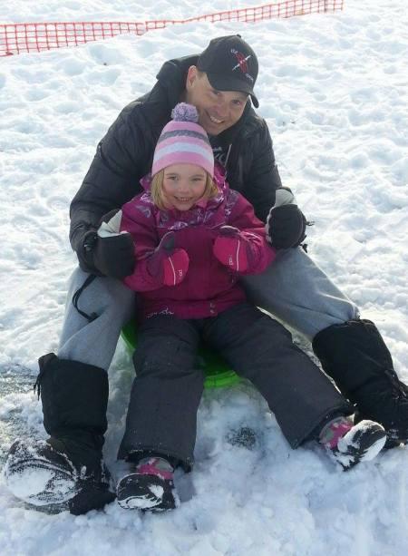 Winter in Niagara Falls