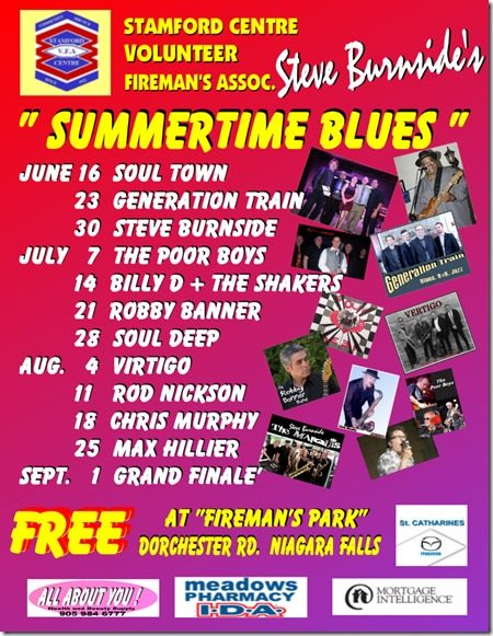 free things to do in Niagara Falls for August