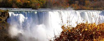 Fall Colours In Niagara