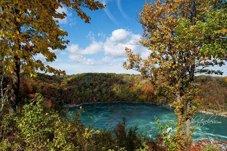 Places To View Fall Colours In Niagara