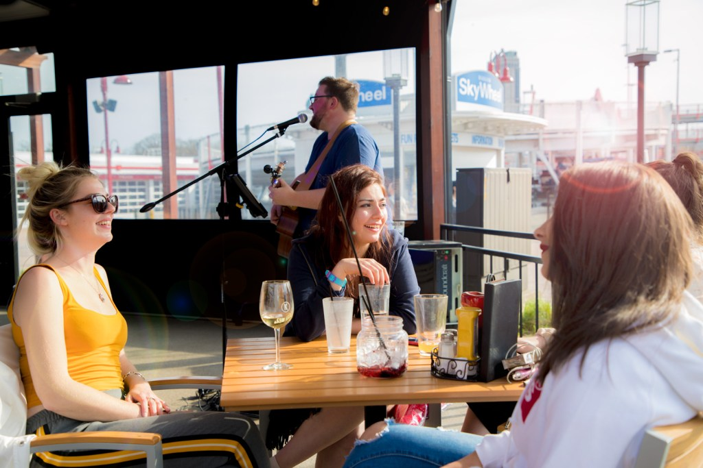 Shareable Patio Faves
