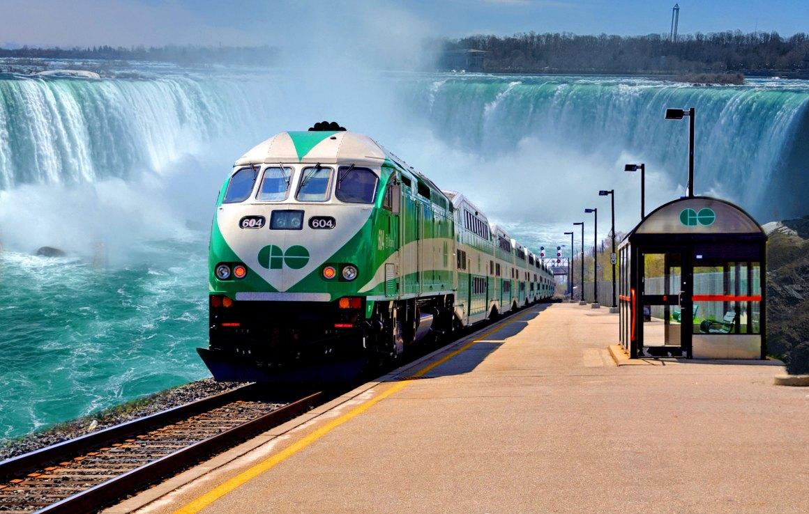 Niagara Falls Canada Day Go Train Schedule