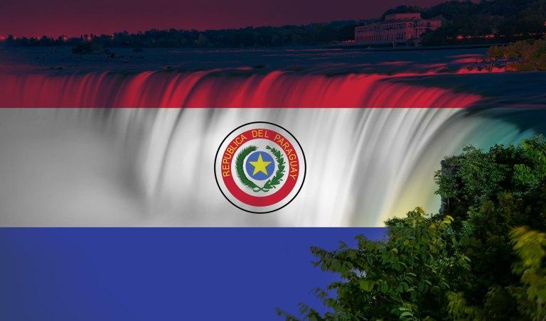 Paraguay Niagara Falls