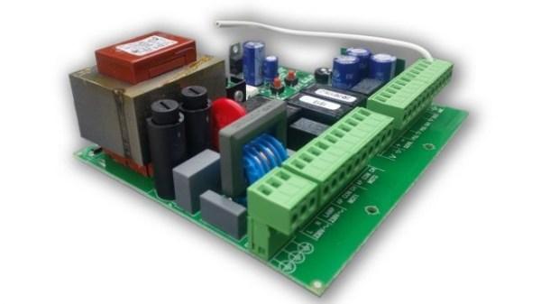 Cuadro de control motores batientes