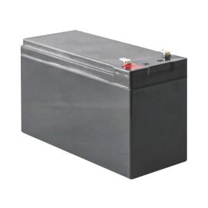 Batería 12v 7Ah para motores puerta garaje