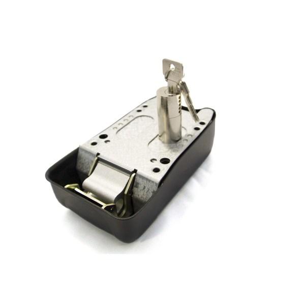 Cisa EF12 electrocerradura con pulsador