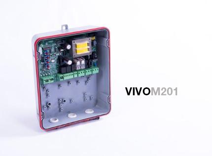 Erreka VIVO M201 central puertas batientes