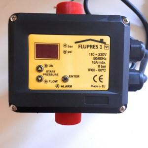 FLUPRES Controlador bomba Presscontrol Digital