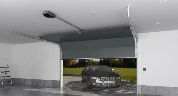 Motorline Rosso Evo 60 kit puerta seccional