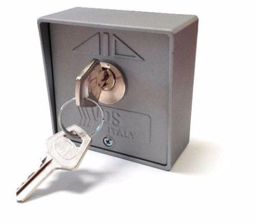 Selector de llave 2 contactos Start-Stop