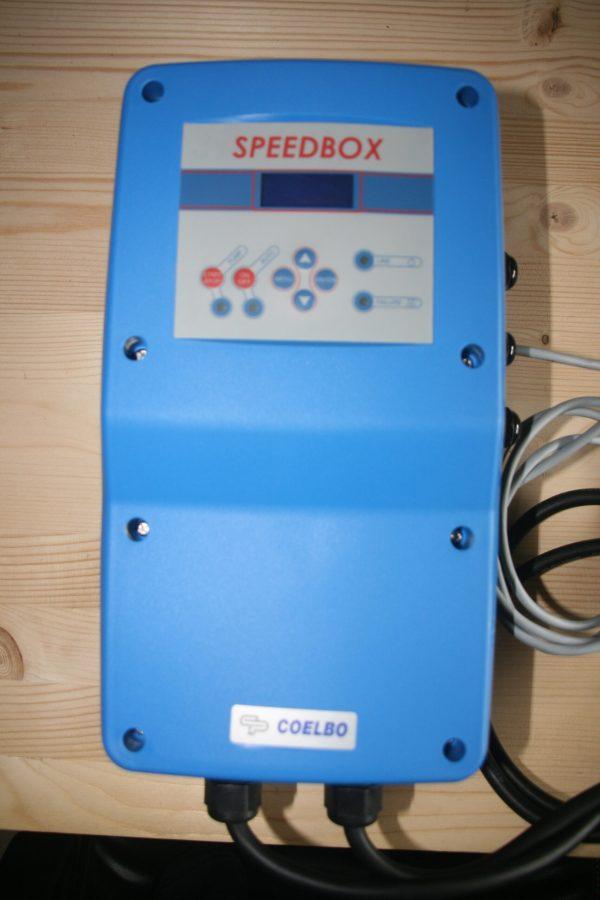 Speedbox 1010MT Variador de frecuencia para bombas