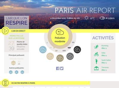 pollution paris plume labs