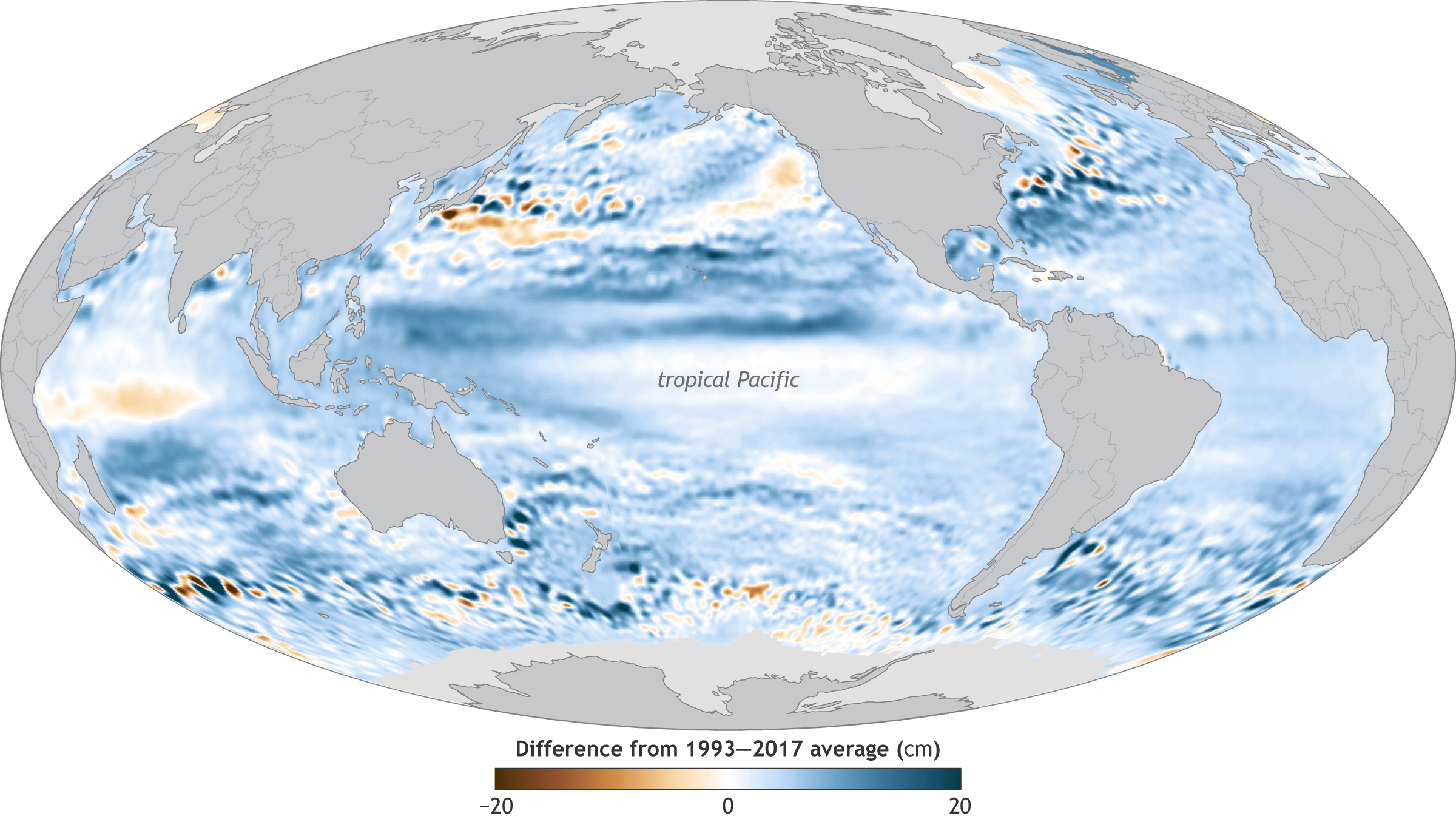 State Of The Climate Sea Level