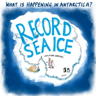 record sea ice