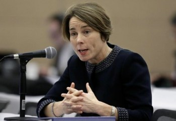 Massachusetts Attorney General Maura Healey
