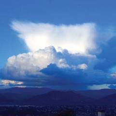 Più acqua nelle nubi, clima più caldo, naturalmente domani