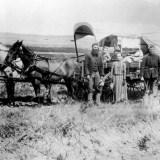 Docufiction d'autore: I cambiamenti climatici hanno generato la migrazione verso l'America nel XIX secolo