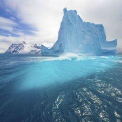 Il ghiaccio artico e il suo spettro