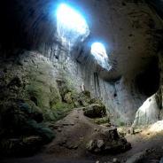 Lo spettro della grotta di Dongge, Cina