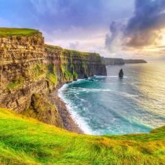 Le Piogge in Irlanda e la QBO