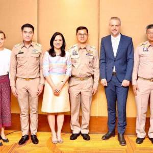 High-Level Policy Dialogue and Workshops Held in December 2019 to Make Thailand's Water Resources More Climate Resilient
