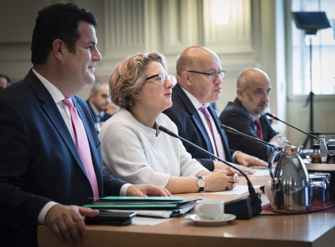 Germany's Government Discussing Conflicting Climate Strategies