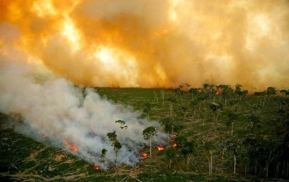 Indonesia Has Seen a Whopping 313% Increase in Greenhouse Gas Emissions Since 1990
