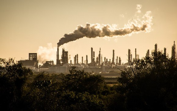 Saudi Arabia Greenhouse Gas Emissions Have Increased by 225% Since 1990