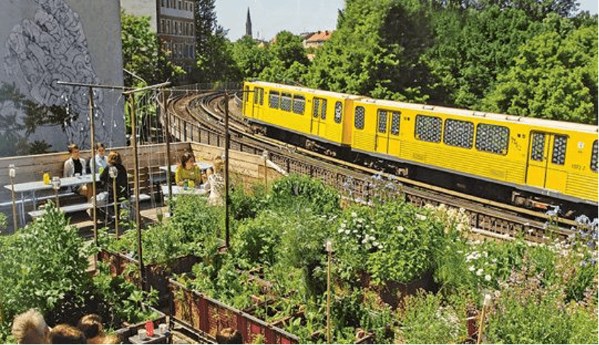 Berlin Takes a Leading Role in Showing the Way to Climate Neutrality