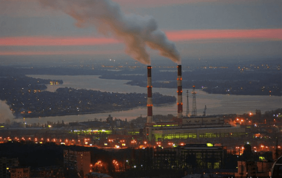 Ukraine Seeks a 65% Reduction in Greenhouse Gas Emissions Compared to 1990 Levels by 2030