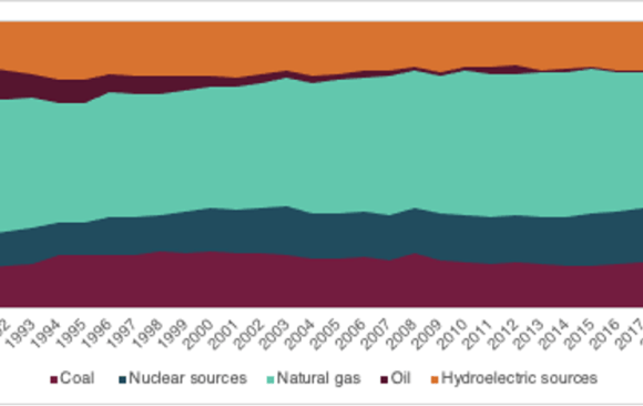 Russia Plans to Have 45-50% of Its Electricity Supply Derive from Nuclear Power by 2050