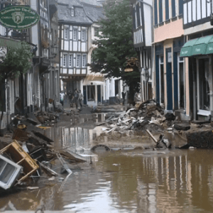 Major Floods and Heat Waves are Cause for Concern in the EU
